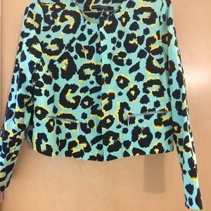 Other - Colorful Animal print  short set